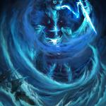 Portrait of the Iahtro Storm. By Russ (@russ_diz). (V2)