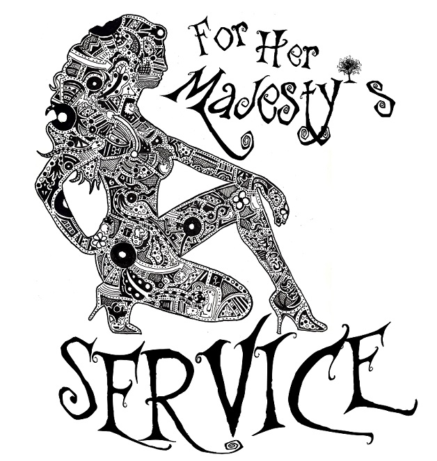 For Her Majesty's Service
